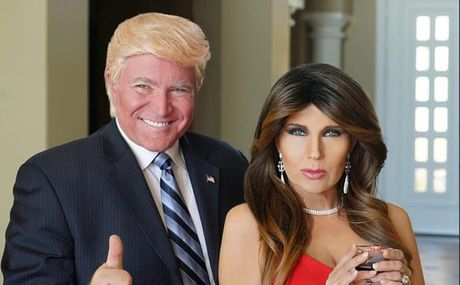 Cuoc song hien thuc cua 'anh chi em sinh doi' cua Donald Trump, Barack Obama va Hillary Clinton ra sao? - Anh 1
