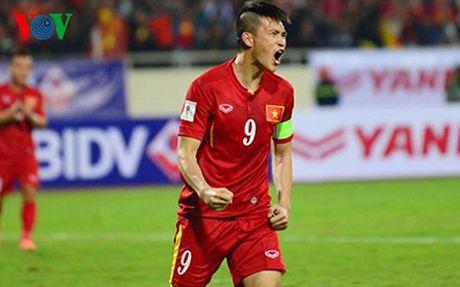 Cong Vinh sanh buoc cung Ronaldo tren BXH cac tuong dai ghi ban - Anh 10