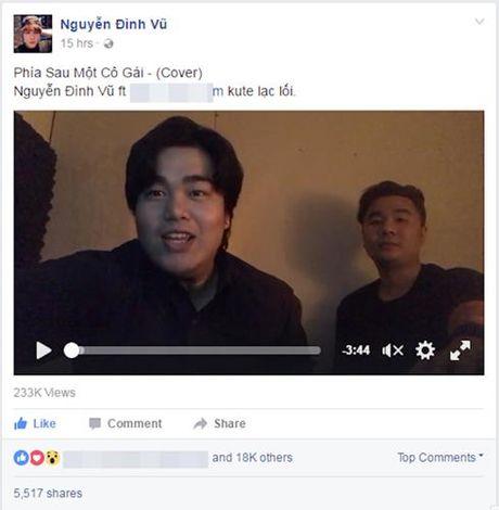'Phia sau mot co gai' lai gay 'sot' voi phien ban cover EDM remix - Anh 2