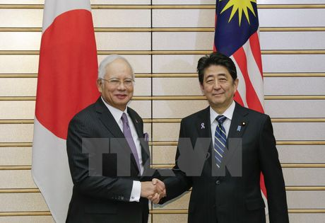 Nhat Ban, Malaysia khang dinh lap truong chung ve Bien Dong - Anh 1