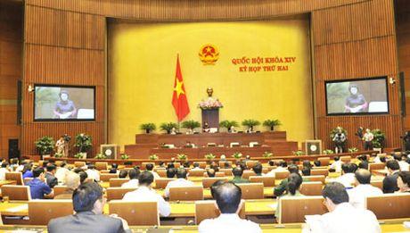 TOAN CANH: Bo truong Tran Hong Ha tra loi chat van - Anh 3