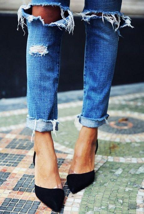 Mac jeans di lam, phai nho nhung dieu sau - Anh 4