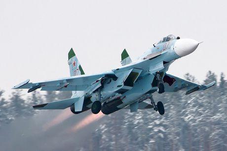 'So gang' uy luc cua Su-27 Nga va F-15 My - Anh 3