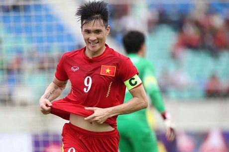 DIEM TIN SANG (16.11): Cong Vinh cau xin dac an, DT Viet Nam 'gap han' - Anh 2