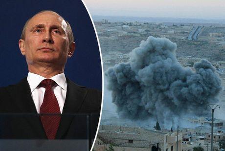 Putin ra lenh danh lon vao Syria sau cuoc dien dam voi Donald Trump - Anh 1