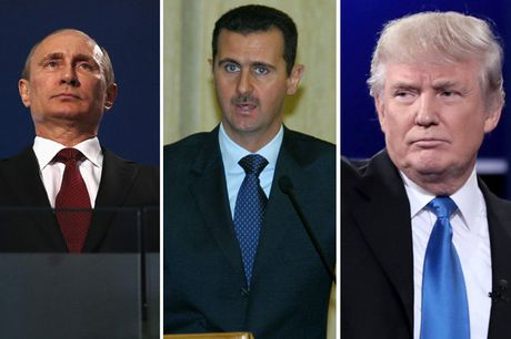 Putin ra lenh danh lon vao Syria sau cuoc dien dam voi Donald Trump - Anh 2