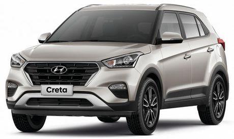 Chiem nguong hinh anh moi cua Hyundai Creta 2017 - Anh 1