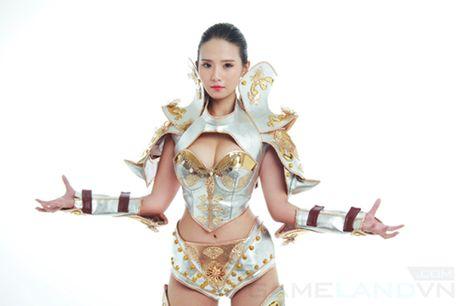 Top 5 girl xinh Can Tho quyen ru den nao long - Anh 13