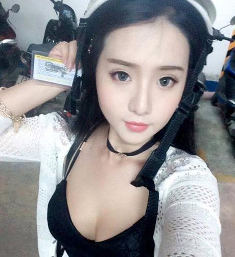 Top 5 girl xinh Can Tho quyen ru den nao long - Anh 15