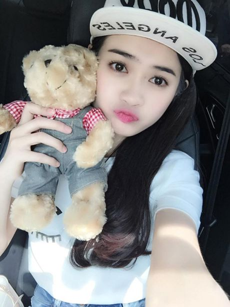 Top 5 girl xinh Can Tho quyen ru den nao long - Anh 3