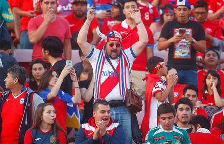 Sanchez lap cu dup, Chile nguoc dong nhan chim Uruguay - Anh 1
