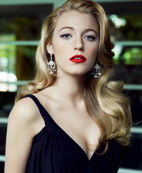 Blake Lively - My nhan duoc khao khat nhat the gioi - Anh 1