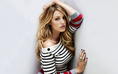 Blake Lively - My nhan duoc khao khat nhat the gioi - Anh 4