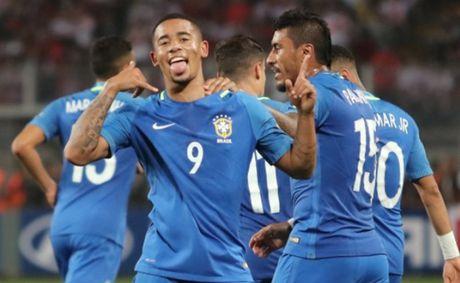Goc Brazil: Co mot vu dieu Samba giong Kpop thoi hien dai - Anh 1