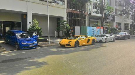 Can canh sieu xe cua Cuong do la 'dai nao' o Long An - Anh 4
