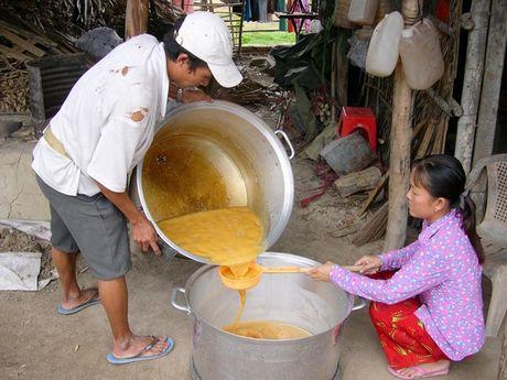 Quy trinh lam duong thot not – nguon thu chinh cua dan Bay Nui - Anh 6