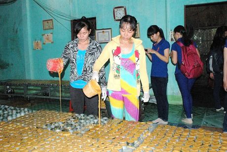 Quy trinh lam duong thot not – nguon thu chinh cua dan Bay Nui - Anh 8