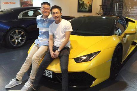 Sieu xe Huracan cua Cuong Do la bi CSGT 'tom song' - Anh 3