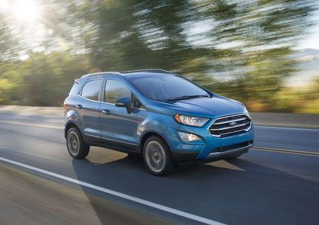 Ford EcoSport ban My 'xin' hon phien ban toan cau - Anh 1