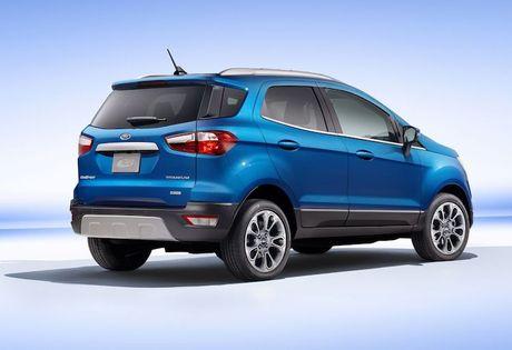 Ford EcoSport ban My 'xin' hon phien ban toan cau - Anh 3