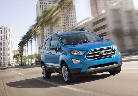 Ford EcoSport ban My 'xin' hon phien ban toan cau - Anh 6