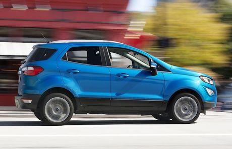 Ford EcoSport ban My 'xin' hon phien ban toan cau - Anh 7
