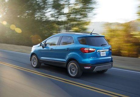 Ford EcoSport ban My 'xin' hon phien ban toan cau - Anh 8