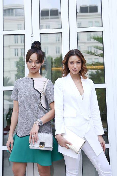 My nhan Viet xinh tuoi du le nham chuc cua Lan Khue - Anh 4