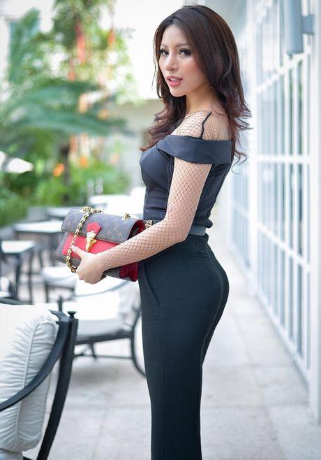 My nhan Viet xinh tuoi du le nham chuc cua Lan Khue - Anh 7