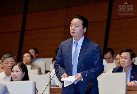 Vu Formosa: Ban can su Dang Bo TN&MT da nhan hinh thuc xu ly - Anh 1