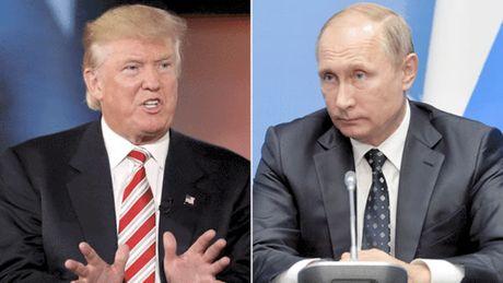 """Ong Putin va Trump """"ve"""" tuong lai Nga –My - Anh 1"""
