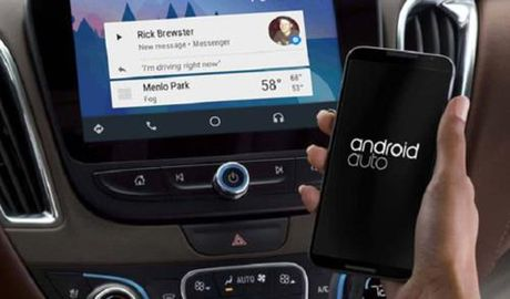 Facebook Messenger bo sung kha nang tich hop voi Android Auto - Anh 1