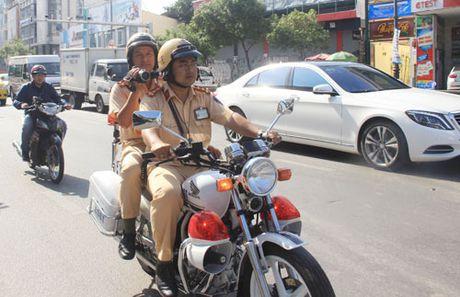 TP Ho Chi Minh ra quan ghi hinh camera xu phat phat nguoi - Anh 2