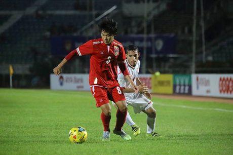 'Myanmar la mot an so rat thu vi trong cuoc dua tranh chuc vo dich AFF Cup 2016' - Anh 1
