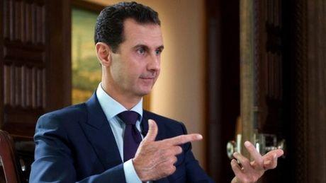 Tong thong Assad muon lam dong minh voi ong Donald Trump - Anh 1