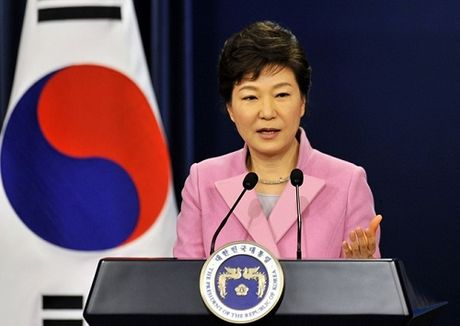 Tong thong Han Quoc Park Geun hye khang dinh khong tu chuc - Anh 1