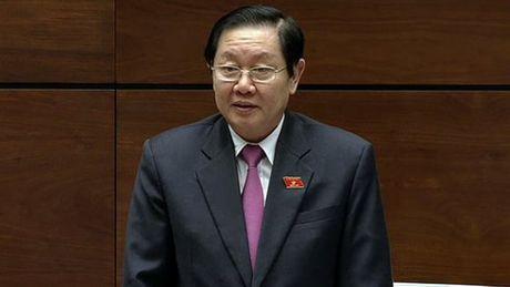 Bo truong Noi vu: Loai cong chuc danh nguoi khoi bo may nha nuoc - Anh 1