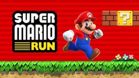 Super Mario Run se cap ben nen tang iOS tu ngay 15/12 - Anh 1