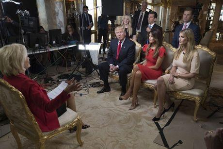 """Nha Trump bat dau """"lay lai von"""" sau thanh cong bau cu? - Anh 2"""