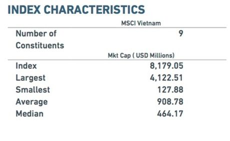 3 co phieu Viet Nam vao ro MSCI Frontier Markets Small Cap Indexes - Anh 2