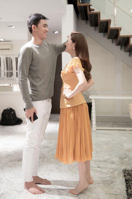 Bao Anh hon chay bong 'ban trai tin don' cua Angela Phuong Trinh - Anh 5