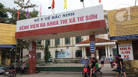 Bac Ninh: Tre so sinh tu vong do thai nhi bi suy thai cap - Anh 1