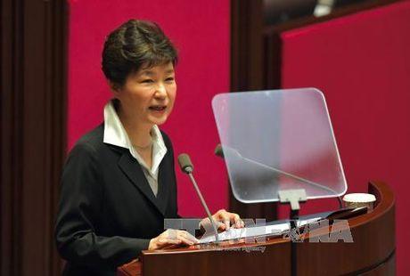Cuoc dieu tra ba Park Geun-hye co the bi hoan vo thoi han - Anh 1