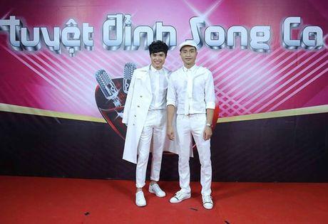 Cap song ca Le Tien - Le Linh: 'Tinh yeu dong gioi 6 nam dai nhu mot doi nguoi' - Anh 1
