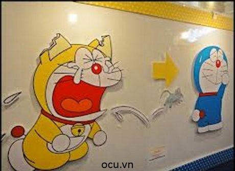 Nhung bi mat dang yeu ban chua biet ve meo may Doraemon - Anh 3