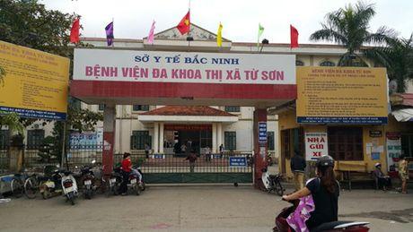 Vu be so sinh tu vong o Bac Ninh: Bo Y te yeu cau lam ro - Anh 1