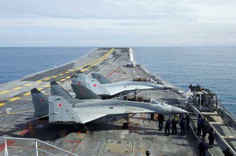 Suc manh tiem kich ham MiG-29K cua Nga vua bi roi - Anh 2