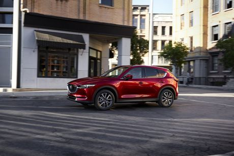 Mazda CX-5 the he moi chinh thuc trinh lang - Anh 7