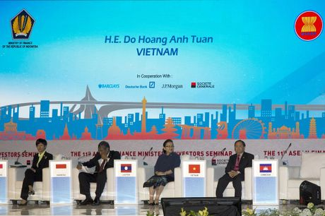 ASEAN: Khu vuc tang truong nang dong, ben bi va bao trum - Anh 2
