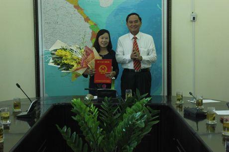 Tong cuc Du tru Nha nuoc co Pho Tong cuc truong moi - Anh 1